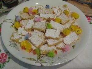 Lemon Bites Joans on Third
