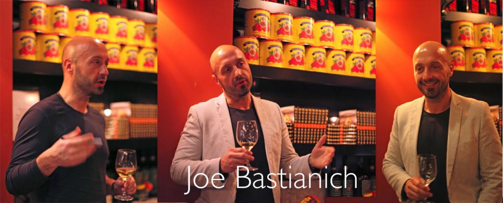 Joe Bastianich talks Friuli wine and cuisine