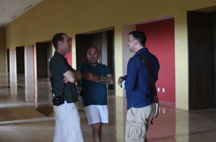 David Lebovitz, Matt Armendariz, Michael Procopio