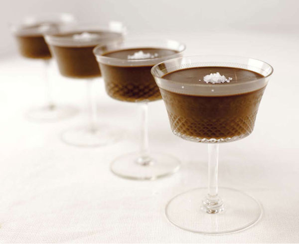 Made in America – Michael Mina's Milk Chocolate Panna Cotta