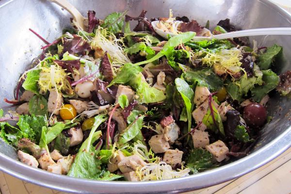 Cobb Salad from Michael's Santa Monica