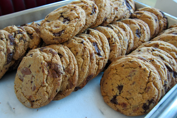 Chocolate Chip Cookies from Providence