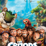 Thumbnail image for Easy Popping Caramel Corn recipe inspired by The Croods